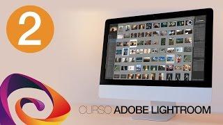 Curso Lightroom 6 - 2 Biblioteca, organizar fotos, metadatos,...