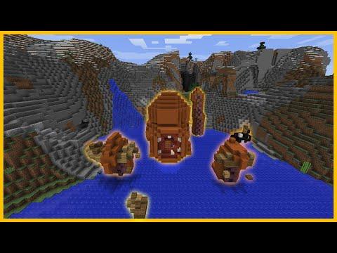 Minecraft Build Along - Kraken House