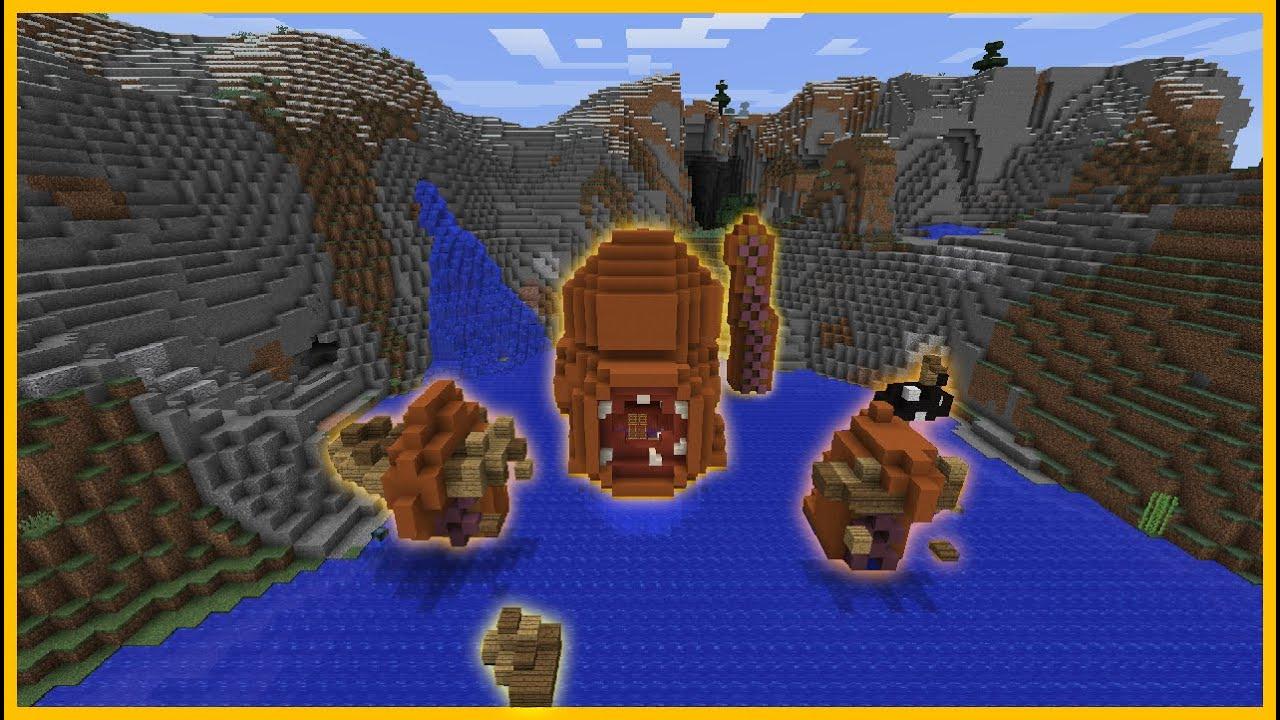 Download Minecraft Build Along - Kraken House