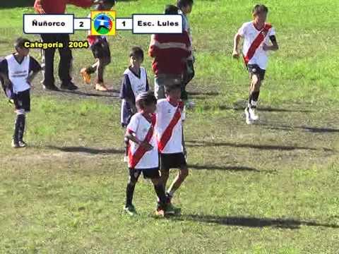 """Programa """"Pequeño Crack"""" - Goles de Ñuñorco"""