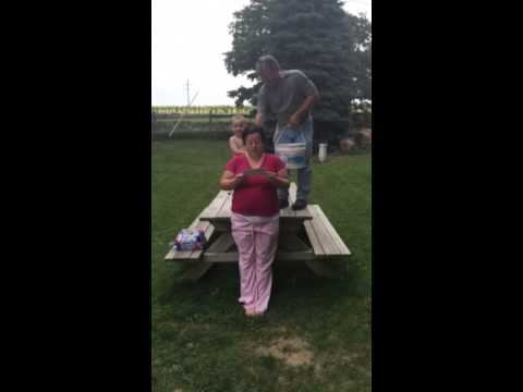 Shanna Wilson Ice Bucket Challenge