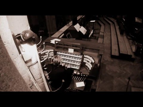 XAVER VARNUS IMPROVISE ON THE ZAGREB CATHEDRAL ORGAN ON THE NATIONAL ANTHEM OF CROATIA