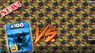 Super P.E.K.K.A VS Multi Motor Base Clash of Clans Base Private Server