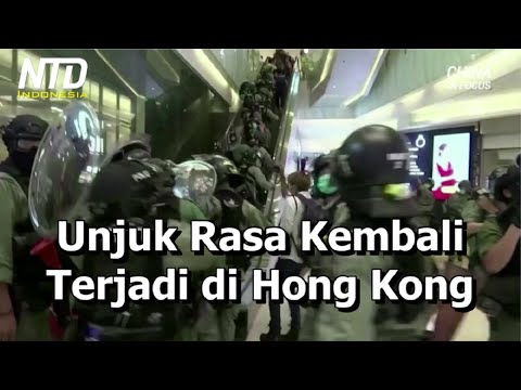 "3 Alasan Taiwan ""Sukses"" Menghadapi Pandemi, Unjuk Rasa Pro-Demokrasi Kembali Terjadi Di Hong Kong"