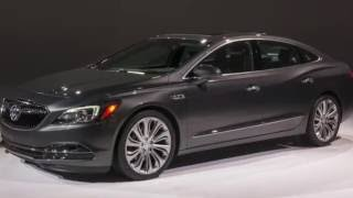 2017 Buick LaCrosse: LA 2015 Review And Price