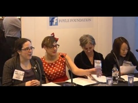 Literary Translation Centre 2014 - Where are the Women in Translation?