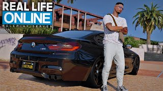 KEVIN HARTMANN AUF TOUR! - GTA 5 Real Life Online