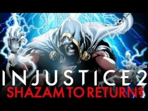 Injustice 2 - Shazam To Return?!
