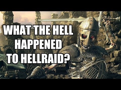 Where The Hell Is Hellraid?