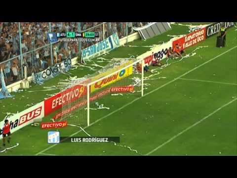 Gol de Rodriguez. Atlético 4 Santamarina 1.Fecha 22.Torneo Primera B Nacional.Fútbol Para Todos