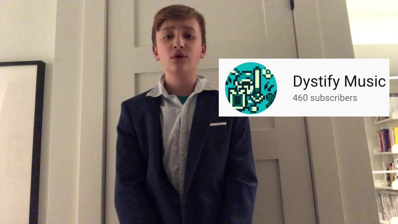 ATTENTION ALL EPIC DYSTIFY GAMERS! - Short video made to parody Voiceover Pete videos, referring to the deletion of Dystifyzer's channel