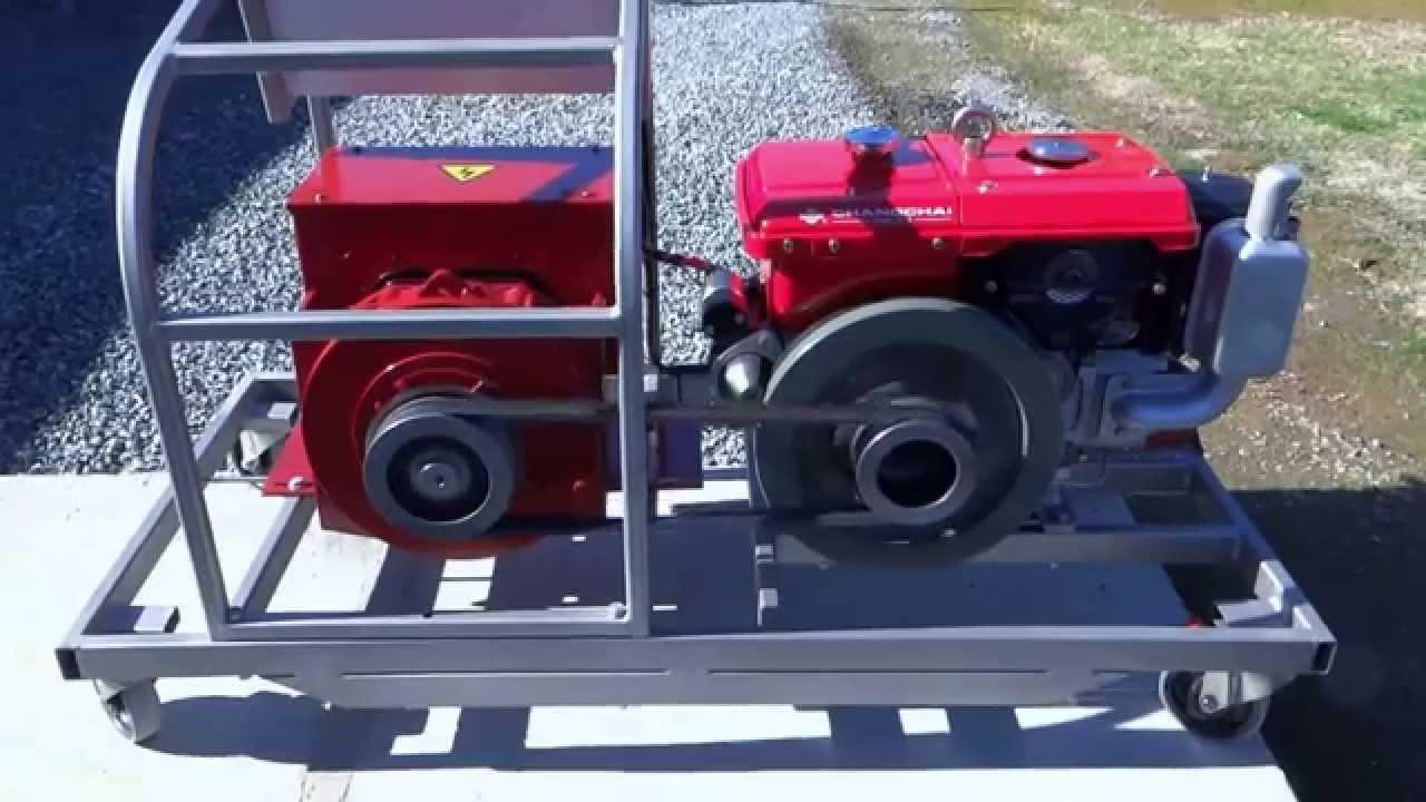 Diesel Engine Alternator Wiring Diagram Lawn Mower Key Switch Changchai 12 Hp Chinese #4 / Generator - Youtube