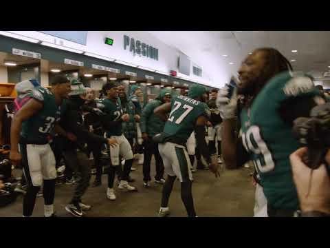 Falcons vs. Eagles: Doug Pederson Postgame Speech (1/13/18)
