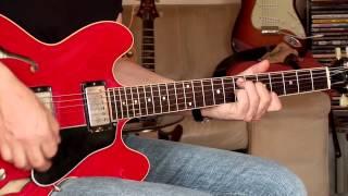 1988 Gibson ES-335 Dot Reissue Part1