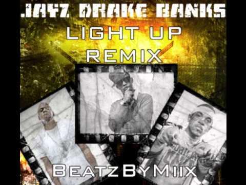 Drake Feat JayZ & Lloyd Banks  Light Up Remix