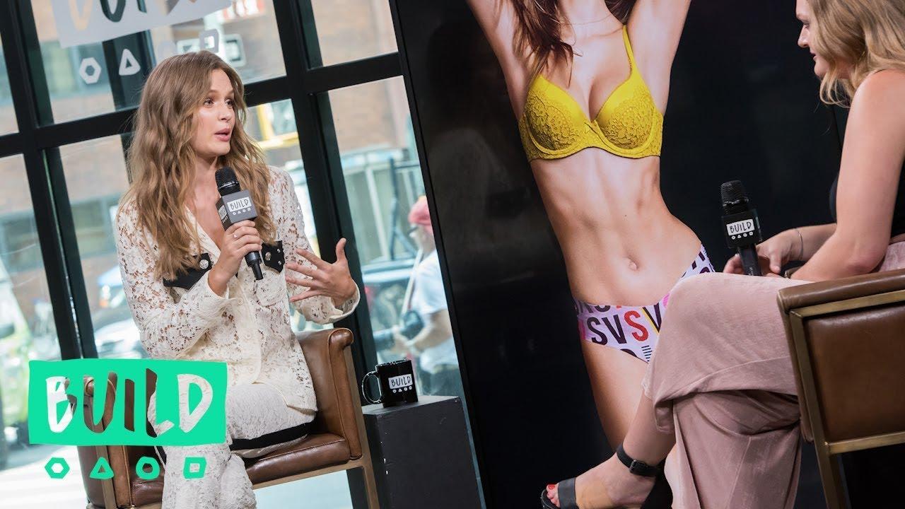 4107489a45 Josephine Skriver Talks About Victoria s Secret New Line