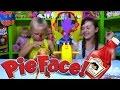 Челлендж Пирог в Лицо от Ярославы Развлечения для детей - Activity Kids Challenge Pie FACE