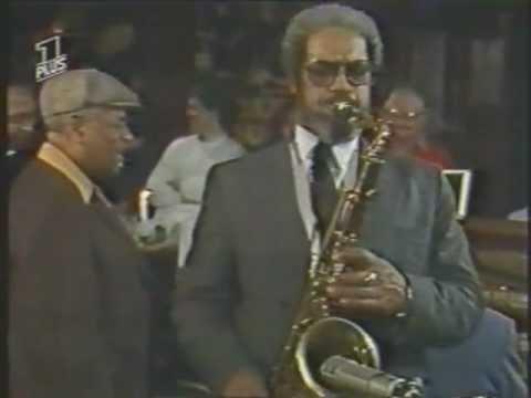 1986 Köln (G) Dizzy Gillespie, Cliff Jordan, Horace Parlan - Round About Midnight - Caravan