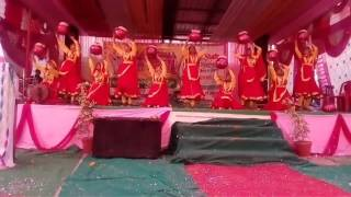 Folk dance govt .girls sen.sec.school bilaspur.himachal pradesh