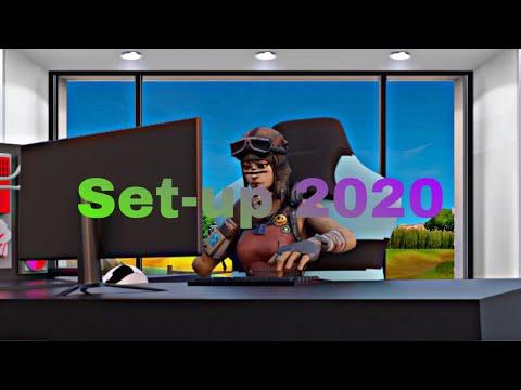 Mi Nuevo Set Up Gamer  Especial 40 Suscriptores