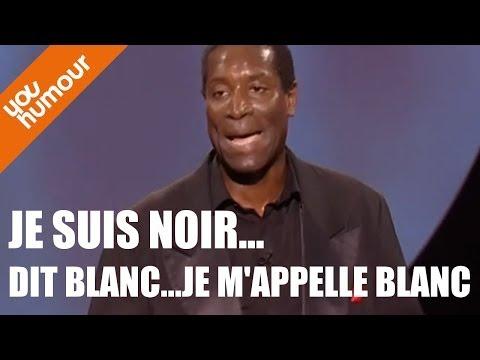 ERIC BLANC - Je suis Noir... dit Blanc... Je m'appelle Blanc