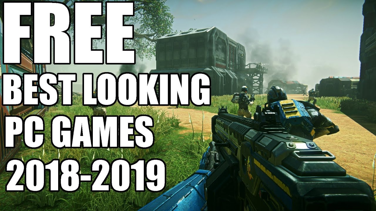 Top 5 Best Looking Free To Play Multiplayer Fps Pc Games