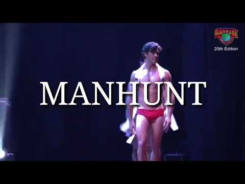 Manhunt International 2020 | FASHION SWIMWEAR COMPETITION