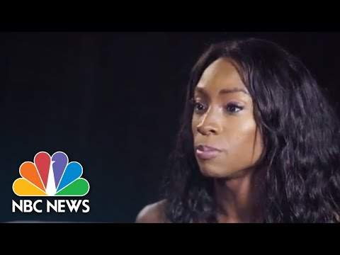 """Angelica Ross On """"Pose,"""" Authenticity & Being A Trans Woman In Hollywood Full Interview  NBC News"""