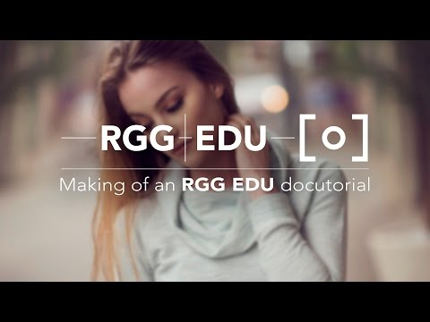 The Making Of A RGG EDU Tutorial - Blog Photography Tips - ISO 1200