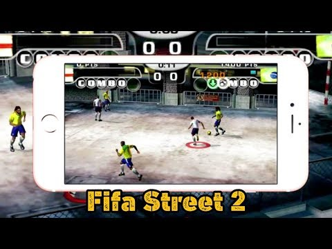 Fifa Street Soccer 2 Download And Play In Android Phone