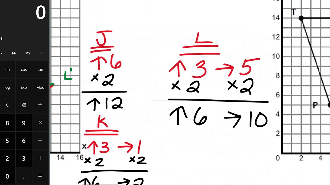 Geometry EOC Full Year Review Packet - FHS Page 35 - YouTube