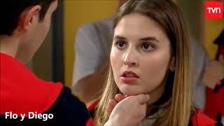 Florencia y Diego 16 (Wena Profe - TVN)