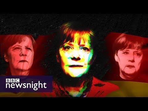 Angela Merkel: A profile by Anne McElvoy - BBC Newsnight