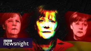 Angela Merkel: A profile by Anne McElvoy - BBC Newsnight