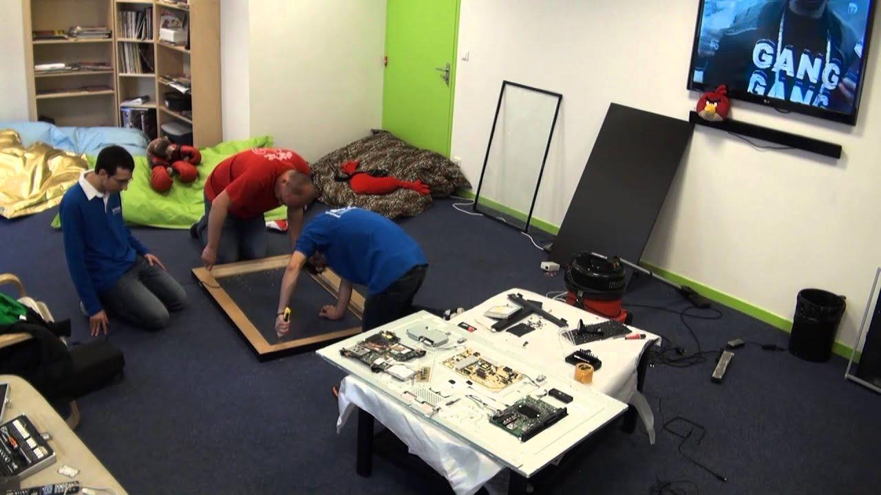 maxresdefault Luxe De Fabriquer Table Basse Tactile Schème