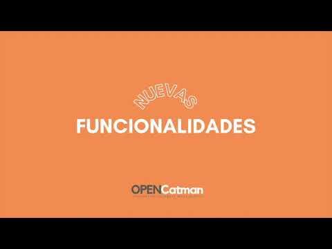 OPENCatman Interactive ¡Nuevas