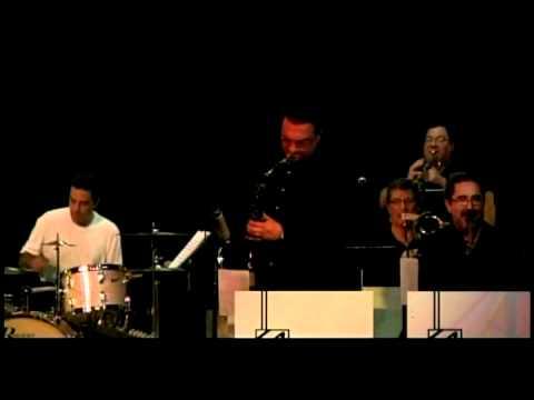 Joe Renda Big Band - Groovin' Hard