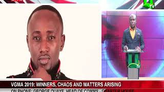 George Quaye speaks on Stonebwoy, Shatta Wale fracas