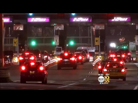 Latest Toll Hikes Take Effect On Port Authority Bridges And Tunnels