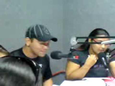 """Bastidores do programa """" Buliu contigo buliu comigo"""" Radio Nassau fm"""