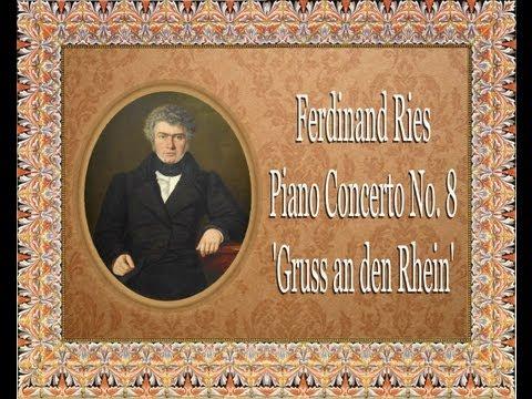 Ries - Piano Concerto No.  8