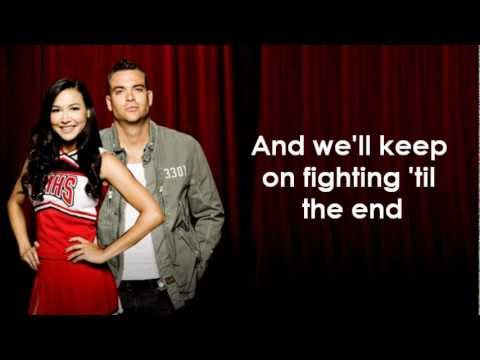 GLEE - Full Performance of ''Loser'' from YouTube · Duration:  1 minutes 21 seconds