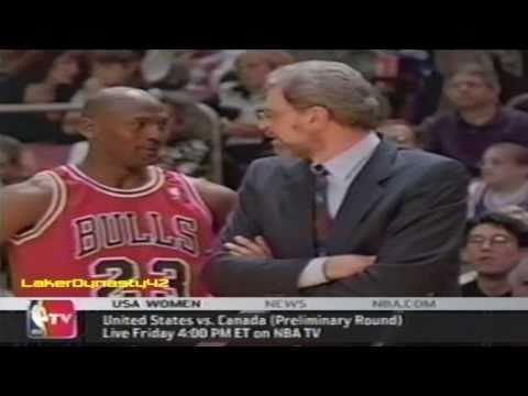 Phil Jackson: NBA Maverick Part 1/4
