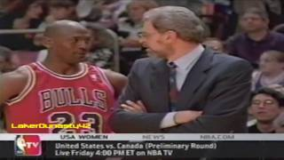 Phil Jackson: NBA Maverick Part 1/4