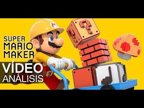 Super Mario Maker - Vídeo Análisis