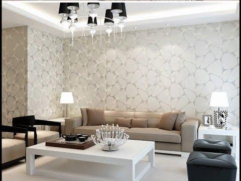 Desain Wallpaper Ruang Tamu Moderen Dan Elegan You