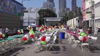 DJ Nu Smyrna Presents: Nowruz at the Midnight Mission Festival 2014 Video