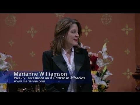 The Moment In Which We Live | Marianne Williamson