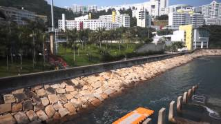 HKUST Aerial Photography Video By DJI S800