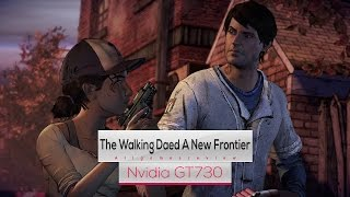 The Walking Daed A New Frontier on Intel Core 2 Quad Q8400 & Nvidia GT730